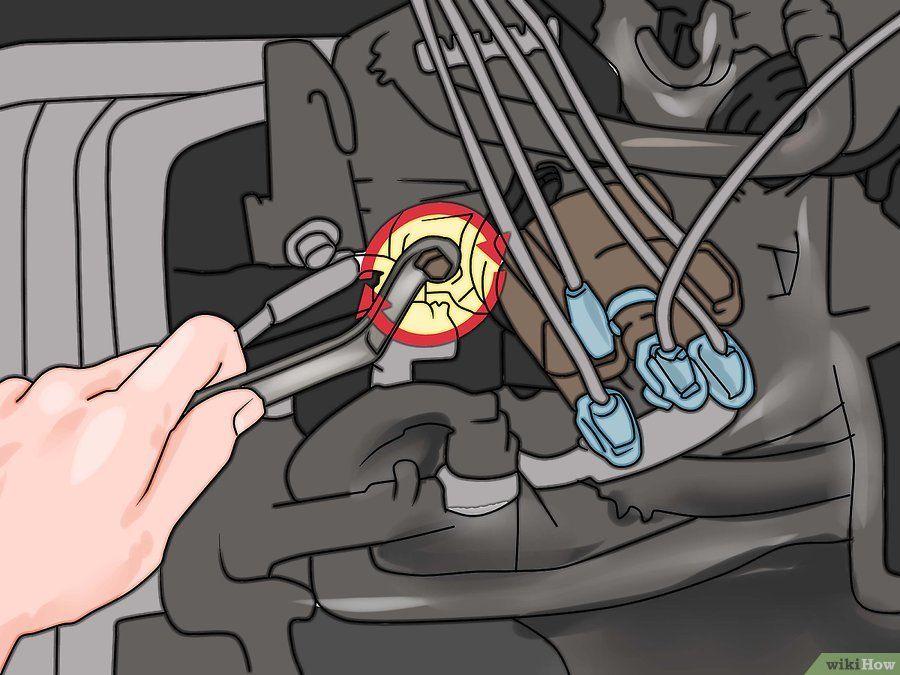 Comment caler la distribution d'une voiture